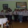 Szczedryj Weczir w ukraińskiej szkole