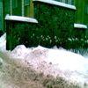 Śnieżny tor przeszkód
