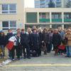 Uczniowie ZSO na Słowacji