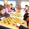 Turniej warcabowy w Mszanowie