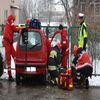 Olecko: Wypadek na Gołdapskiej