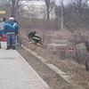 Akcja strażaków w Kozłowie
