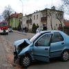 Wypadek na ul. Kościuszki