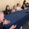 Burmistrz w ogniu pytań dziewięciolatków
