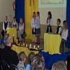 LIPOWIEC KOŚCIELNY: Uczniowie Szkoły Podstawowej w Łomi wspominali Papieża Polaka