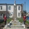 DZIERZGOWO: Warta honorowa przy pomniku Tadeusza Kościuszki