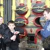Górowo Iławeckie: Uczniwie w starej gazowni