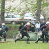 Strażacy ochotnicy w zawodach