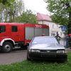 Kolizja na ul. Kościuszki