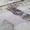 Dziury na ulicach