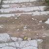 Rozwalone schody