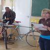 Spotkanie z Wiesławem Kaczerskim w Gimnazjum w Kinkajmach