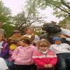 Uczniowie z Gąsek w Olsztynie