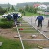 Budowa podjazdu dla niepełnosprawnych