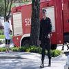 """Ewakuacja w przedszkolu """"Bajkowy Dworek"""": strażacy przeprowadzili ćwiczenia"""