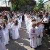Pierwsza Komunia Św. w farze