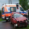 Wypadek w Tuszewie