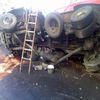 Wypadek na trasie Susz - Kamieniec