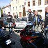 Kamińsk: motocykliści w więzieniu