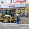 Trwają prace przy placu Daszyńskiego