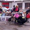 Wizyta przedszkolaków w iławskiej straży pożarnej