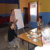 Warsztaty aktywności w Omulu