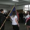Pożegnanie klas gimnazjalnych w ZS nr1