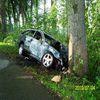 Strubno – Pakosze: Mercedes w ogniu