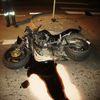 Braniewo, wypadek motocyklisty