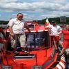 Ambulans wodny na Jezioraku