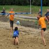 Lato z Beach Volley — turniej siatkówki plażowej, Iława 18.07.2010