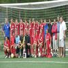 Turniej piłki nożnej seniorów EGO w Olecku