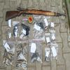 Policjanci znaleźli broń w Pasiekach