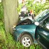 Stępień, wypadek Renault