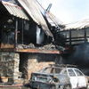 Spłonął dom generała Czesława K.