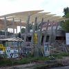 Basen budowany w Iławie (4.08.2010)