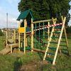 Nowe place zabaw w gminie Prostki