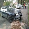 Wypadek w Wikrowie