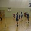 Towarzyski mecz piłki ręcznej w Ornecie