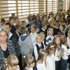 Rozpoczęcie roku szkolnego w Szkole Podstawowej nr 3 w Olecku