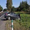 Wypadek na krajowej siódemce