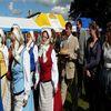 Dożynki parafialne w Radomku (Gmina Iława)