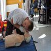 Kurs na młodszych ratowników WOPR w Iławie