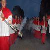 Myszyniec: Wierni do 1 w nocy adorowali Krzyż Papieski