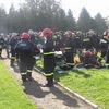Powiatowe zawody strażackie w Szczytnie