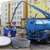 Prace przy ulicy 1 Maja w Piszu