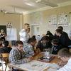 Niemieccy uczniowie odwiedzili gimnazjum w Barczewie