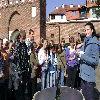 Lelkowo, wycieczka do Torunia