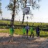 Otwarcie boiska w Montowie