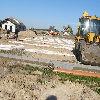 Trwa budowa boiska Orlik przy szkole w Marzęcicach